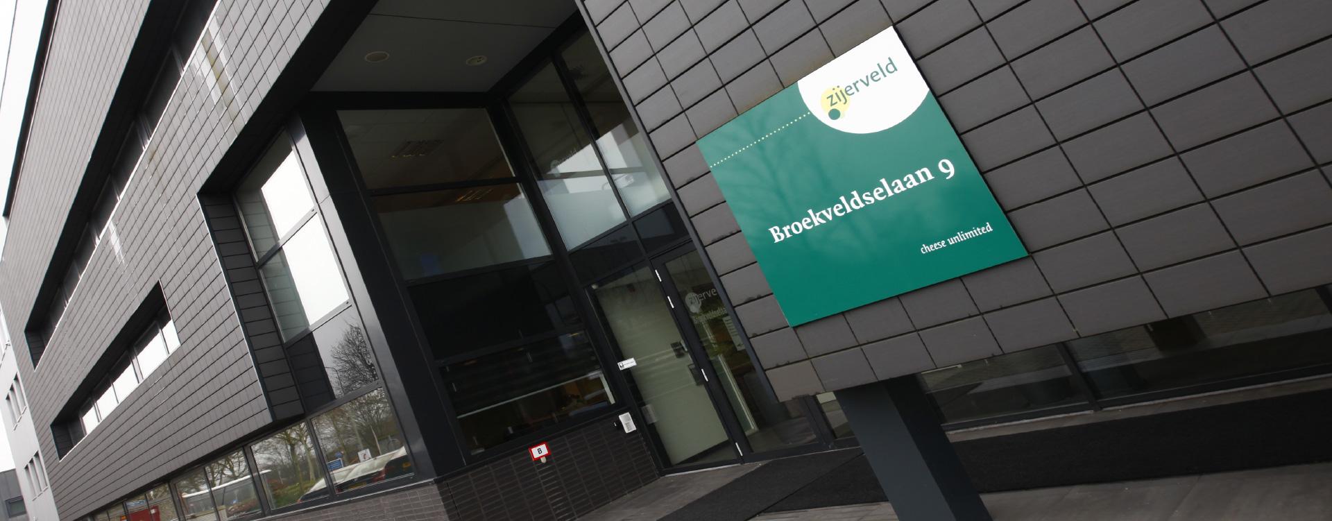 Zijerveld beste buitendienst binnen vers in Nederland en overall top 3 zuivel, kaas en geelvetten!!!